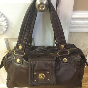 Authentic All -Leather Marc by Marc Jacobs Tote